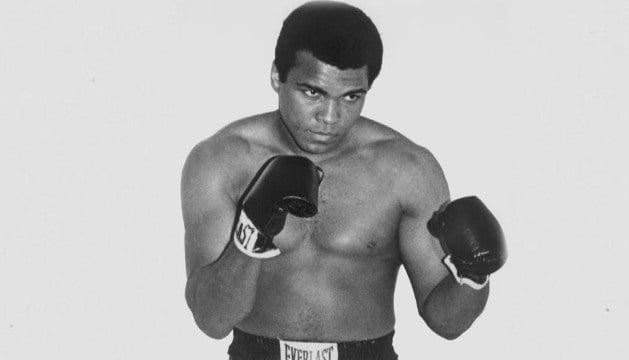 Mohammad Ali - Världens bäste boxare